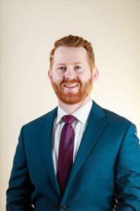 Dr. Seth Brooks Headshot