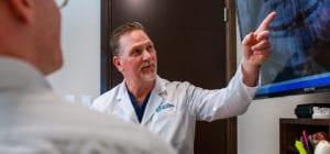 Meet Dr. Perry Brooks Header