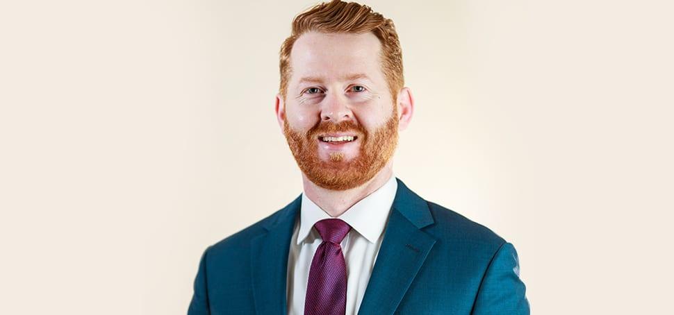 Meet Dr. Seth Brooks Page Header