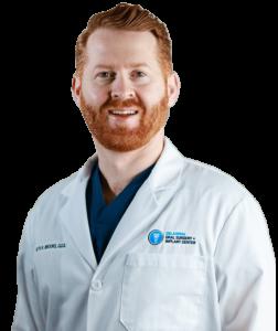Dr. Seth Brooks Front Page Headshot