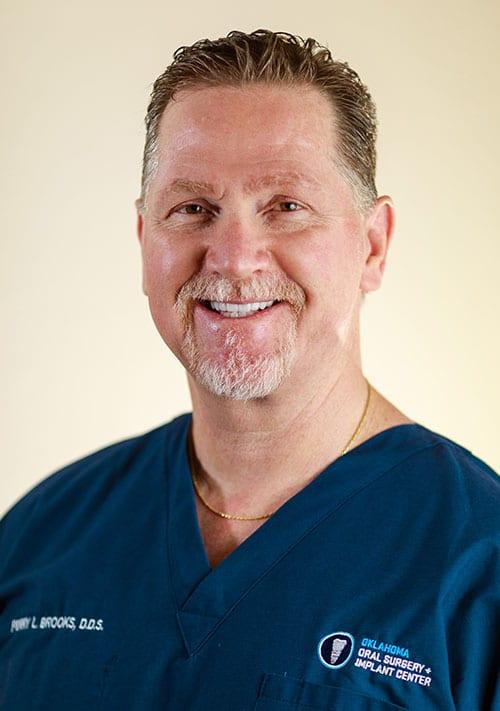 Dr. Perry L. Brooks Headshot